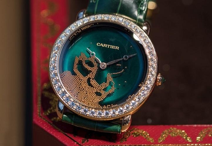 Часы Пантера