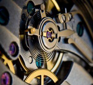 Часы частота и точность хода