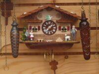 История часов с кукушкой