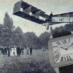 Часы Сантос-Дюмон и развитие авиации
