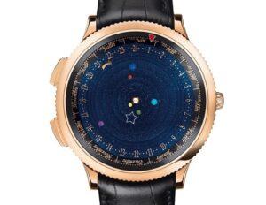 Мужские часыПолуночный планетарий