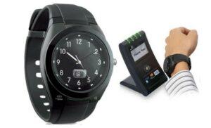 Часы оборудованы специальным микрочипом