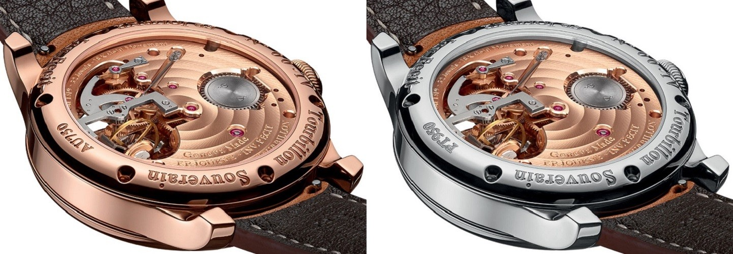 FP Journe Tourbillon Souverain