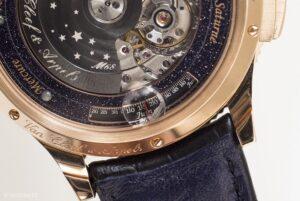 Часы Полуночный планетарий на руке