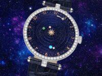 Часы Полуночный планетарий