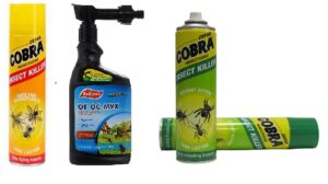 Химические вещества от осы