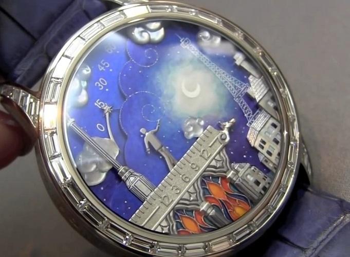 Часы Midnight Poetic Wish