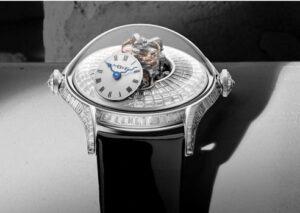 женские часы LM FlyingT