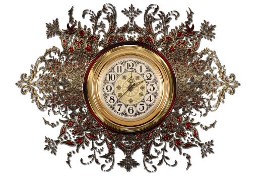 Значение часов в интерьере