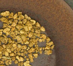 Крупные шахты золотой лихорадки