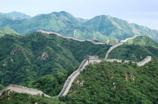 Великая Китайская стена, история с XV века