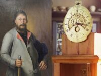 Крепостной изобретатель часов Терентий Иванович Волосков