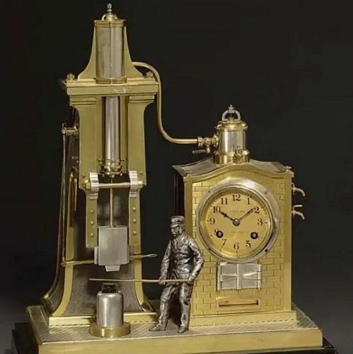 Часы и чудо механического движения
