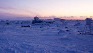 Времена исследования арктического Севера и условия жизни зимовщиков в Арктике