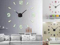 Настенные часы на кухню и творческий выбор часов